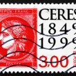 Stock Photo: Postage stamp France 1999 Ceres, Stamp Day