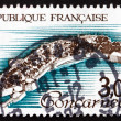 Postage stamp France 1983 Ville Close, a Walled Town — Stock Photo