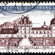 Postage stamp France 1957 Chateau de Valencay, Indre — Stock Photo