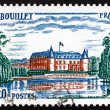 Postage stamp France 1978 Rambouillet Chateau, Yvelines — Stock Photo