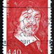 Postage stamp France 1996 Rene Descartes, Philosopher — Stock Photo