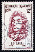 Postage stamp France 1956 Jean Baptiste Lully, Composer — Stock Photo