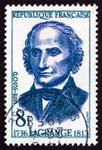 Postage stamp France 1958 Joseph Louis Lagrange, Mathematician — Stock Photo