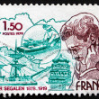 Stockfoto: Postage stamp France 1979 Victor Segalen, Physician, Explorer