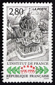 Postage stamp France 1995 The French Institute — Stock Photo