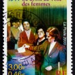 Postage stamp France 2000 Women's Suffrage, 1944 — Stock Photo