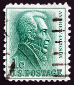 Postage stamp USA 1963 Andrew Jackson — Stock Photo