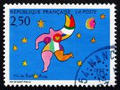 Postage stamp France 1992 Single European Market — Stock Photo