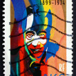 Postage stamp France 2002 Duke Ellington, Jazz Musician — Stock Photo