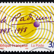 Postage stamp France 1998 Discovery of Radium — Stock Photo #29660755