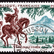 Postage stamp France 1966 Vercingetorix at Gergovie, 52 B.C. — Stock Photo #29945609