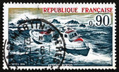 Postage stamp France 1974 Sea Rescue — Stock Photo