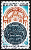 Postage stamp France 1974 Hotel des Invalides — Stock Photo