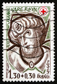 Postage stamp France 1979 Simon the Magician — Stock Photo