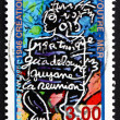Stock Photo: Postage stamp France 1996 French Overseas Departments