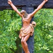 Stock Photo: Jesus Christ crucifix