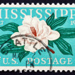 Postage stamp USA 1967 Magnolia, Flowering plant — Stock Photo