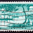 Postage stamp USA 1953 Commodore Matthew Calbraith Perry — Stock Photo
