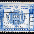 Postage stamp USA 1937 Seal of US Naval Academy — Stock Photo