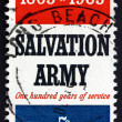 Stock Photo: Postage stamp US1965 Salvation Army