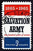 Postage stamp USA 1965 Salvation Army — Stock Photo