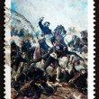 Postage stamp Chile 1980 Death of Colonel Santiago Bueras — Stock Photo #32270467