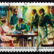 Postage stamp Brazil 1983 Independence Week, National Holiday — Stock Photo