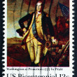 Postage stamp US1977 Washington, Nassau Hall, Hessians — Stock Photo #32844185