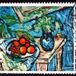 Postage stamp France 1976 Still Life, by Maurice de Vlaminck — Stock Photo