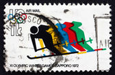 Postage stamp USA 1972 Skiing, Winter Olympic Games — Stock Photo