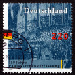 Postage stamp Germany 1998 National Assembly — Stock Photo
