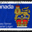 Stock Photo: Postage stamp Canad1977 Canadian-born Governors General