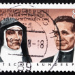 Postage stamp Germany 1988 Edith Stein and Rupert Mayer — Stock Photo