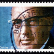 Stock Photo: Postage stamp Germany 1997 Thomas Dehler, Politician