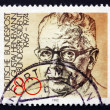 Postage stamp Germany 1982 Gustav Heinemann, Politician — Stock Photo
