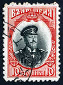 Postage stamp Bulgaria 1911 Ferdinand I, Tsar of Bulgaria — Photo