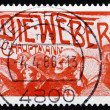 Stock Photo: Postage stamp Germany 1987 Gerhart Hauptmann, Playwright
