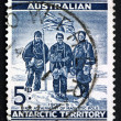 Postage stamp Australia 1961 South Pole Expedition — Photo #37065023