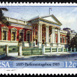 Stock Photo: Postage stamp South Afric1985 Cape Parliament Centenary