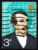 Postage stamp GB 1973 David Livingstone — Stock Photo
