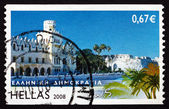 Postage stamp Greece 2008 Kos, Island View — Stock Photo