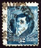 Postage stamp Argentina 1893 Manuel Belgrano — Foto de Stock