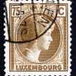 Stock Photo: Postage stamp Luxembourg 1927 Charlotte, Grand Duchess of Luxemb
