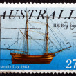 Postage stamp Australia 1983 Sailing Ship Buffalo — Stock Photo