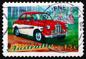 Postage stamp Australia 1997 Austin Lancer, Classic Car — Photo