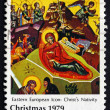 Postage stamp Australia 1979 Nativity, Christmas — Stock Photo