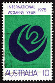Postage stamp Australia 1975 Symbols of Womanhood — Stock Photo