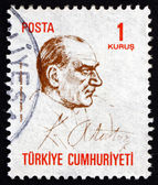 Postage stamp Turkey 1970 Mustafa Kemal Ataturk — Stock Photo