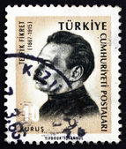Postage stamp Turkey 1965 Tevfik Fikret, Ottoman Poet — Stock Photo