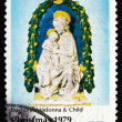 Postage stamp Australia 1979 Madonna and Child, by Buglioni — Stock Photo